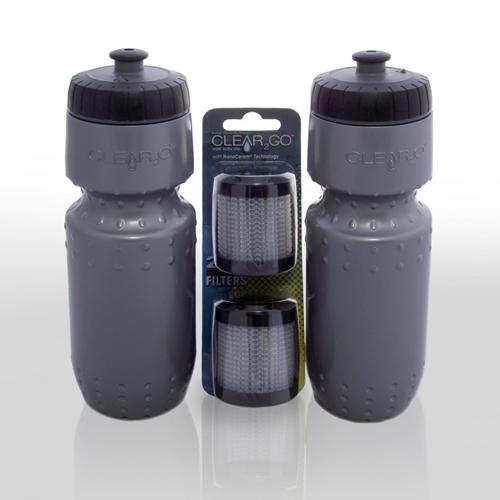 Bebendo água dos córregos de Itu